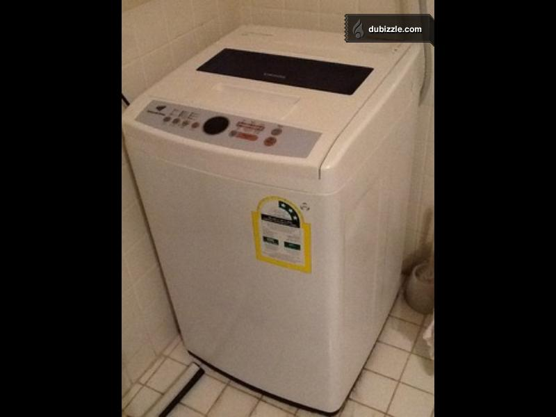 Image 1 of Sumsong full automatic washing machine 5 kg for sale