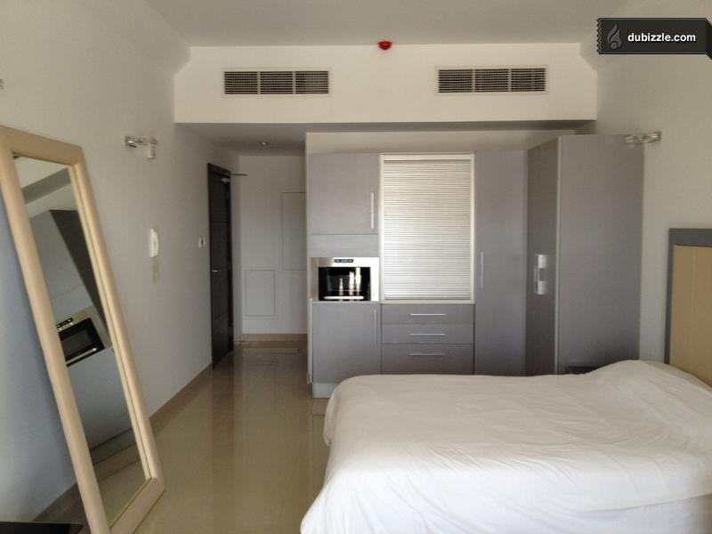 studio apartment with decent furniture full furnished apartments