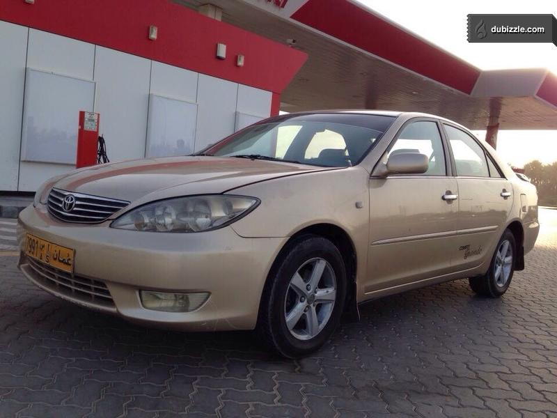 toyota camry 2006 good condition toyota cars in saham al batinah dubizzle oman. Black Bedroom Furniture Sets. Home Design Ideas