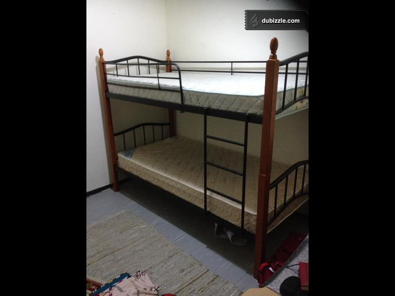 Bunk Bed For Sale Home Garden Dubizzle Oman