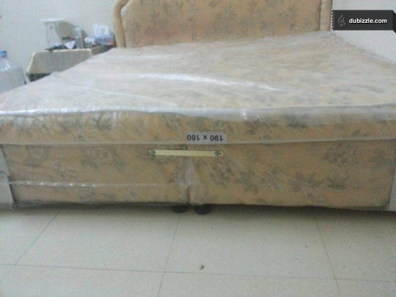 Furniture king size diwan bed only two months used 60omr for Diwan bed size