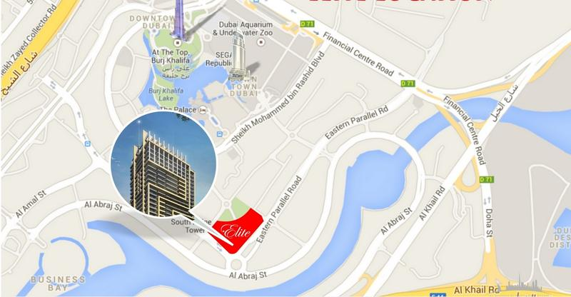 3 Bedroom Apartment  For Sale In Elite Downtown Residence Tower- Downtown Dubai