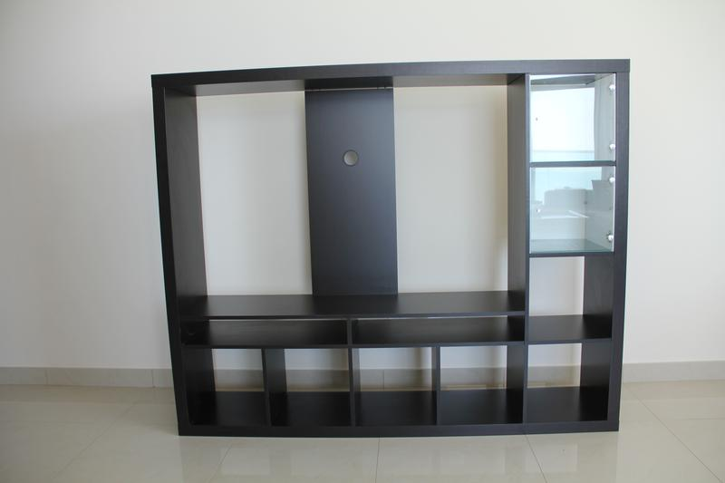 Ikea Godmorgon Tall Cabinet ~   Abu Dhabi  Buy & Sell Entertainment Centers in Abu Dhabi, UAE