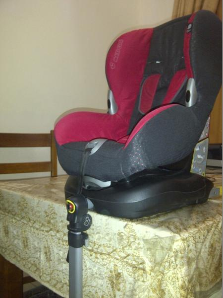 Dubai   Toddler Car Seats  MAXI COSI PRIORI ISOFIX TODDLERS CAR