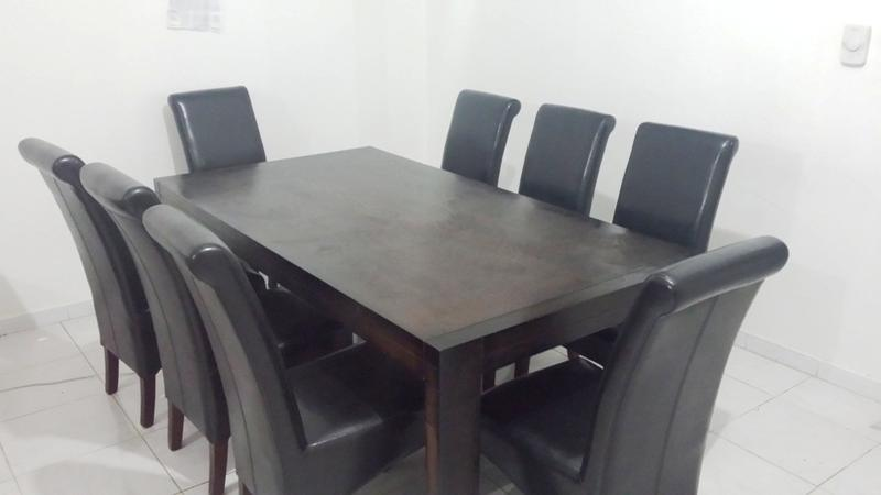 dubizzle sharjah dining sets 8 seat dining table