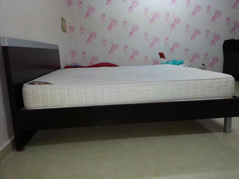 Dubizzle Abu Dhabi Beds Bed Sets Home Furniture Bed Size 180x200 Medicated Mattress Table