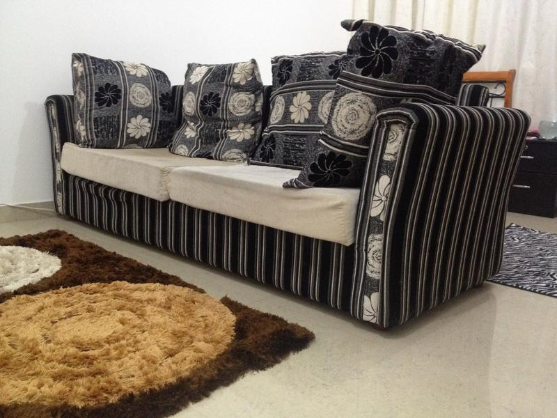 Dubizzle Abu Dhabi Sofas Futons Lounges 3 Seater Sofa For Sale
