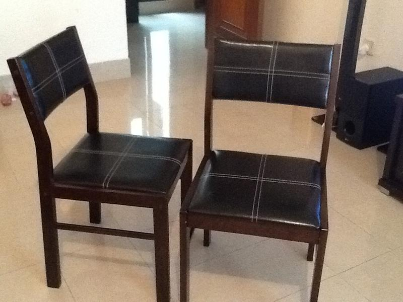 Dubizzle Abu Dhabi Chairs Benches Stools 5 Wooden Chairs