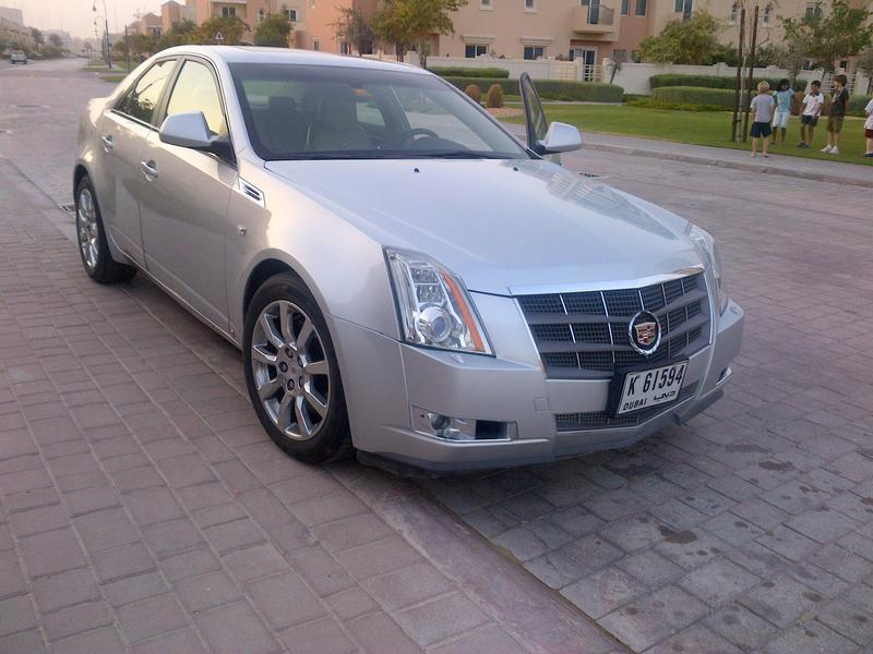 dubizzle dubai cts catera 2009 cadillac cts excellent. Black Bedroom Furniture Sets. Home Design Ideas