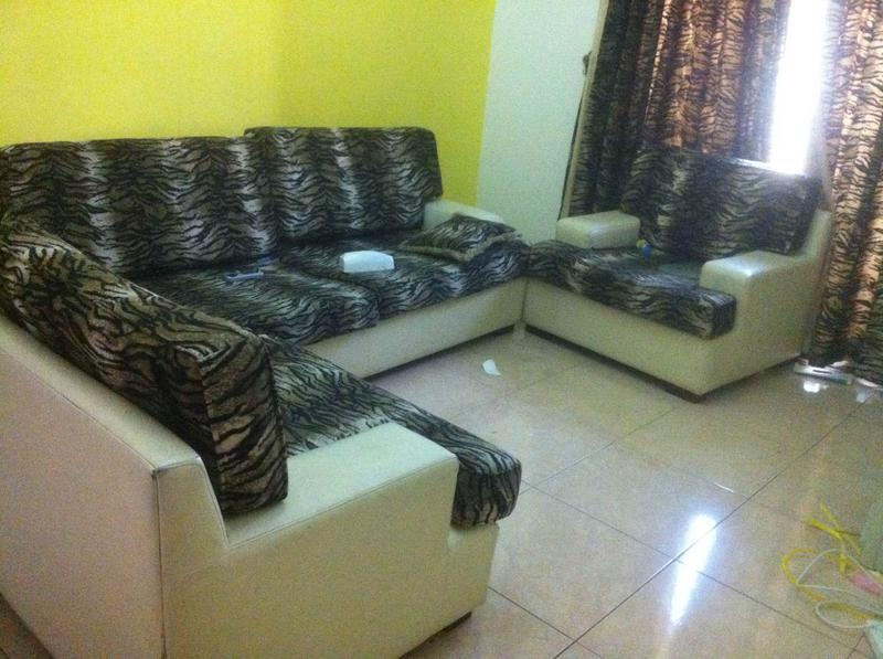 Dubizzle Abu Dhabi Curtains Drapes Nice 5 Seat Sofa Set 2 Curtains For Sale Only 500 Aed