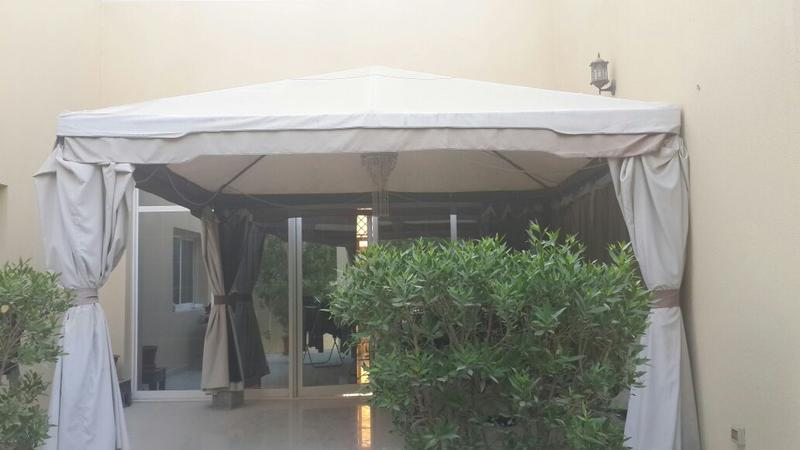 Dubizzle Dubai Garden Structures Fences Gazebo In Perfect Condition