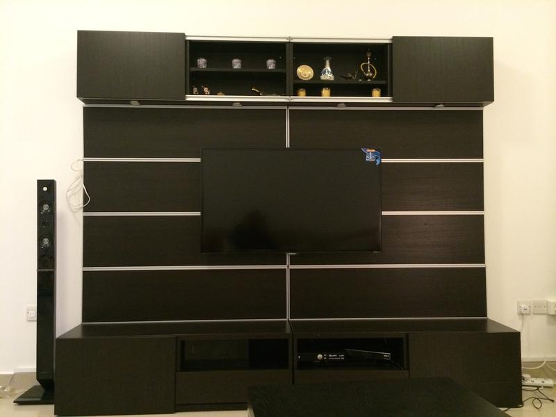 Dubizzle Abu Dhabi Cabinets Cupboards Ikea Tv Cabinet Almost New