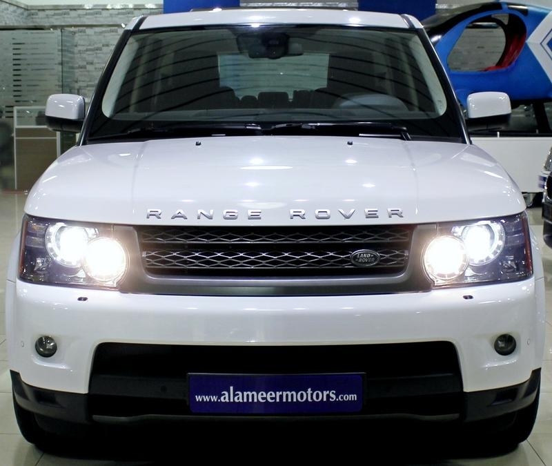 Used Land Rover Range Rover Sport Hse 4 4 V8 Automatic For: Range Rover Sport: Range Rover Sport HSE