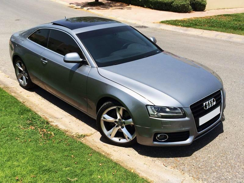 dubizzle dubai a5 audi a5 3 2l 2009 quattro expat owned. Black Bedroom Furniture Sets. Home Design Ideas