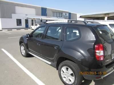 Duster: 2015 Model - Renault Duster, Cal