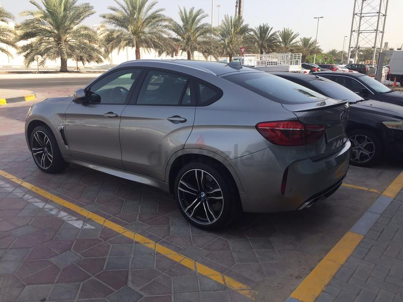 Dubizzle Dubai X6 Bmw X6 M 2015 Grey Full Option 6 Years Service And Repair Package
