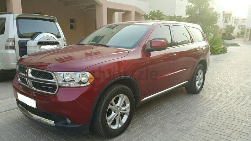 Dubizzle Dubai Durango Dodge Durango 2013 For Sale