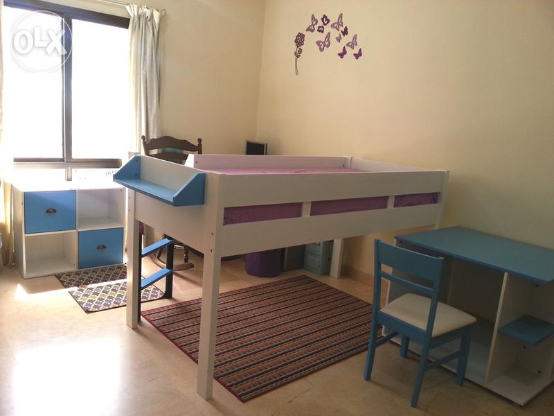 Modular Bunk Bed For Sale Dubizzle Olx Oman