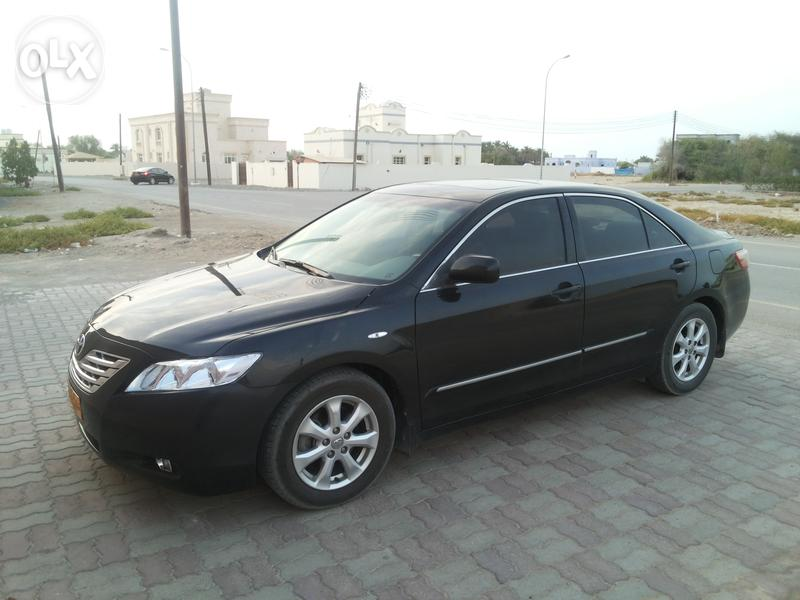 toyota camry 2007 full option number 1 dubizzle olx oman. Black Bedroom Furniture Sets. Home Design Ideas